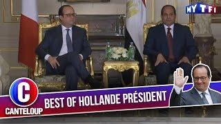 Best Of François Hollande Président - C'est Canteloup