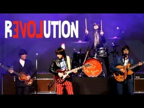 Revolution Live - Beatles Cover