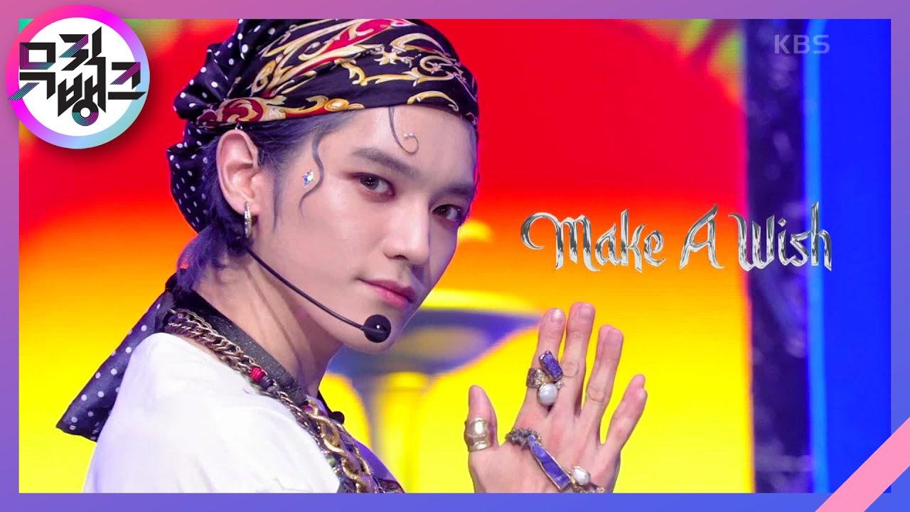 Download Make a Wish(Birthday Song) - NCT U(엔시티 유) [뮤직뱅크/Music Bank] | KBS 201016 방송