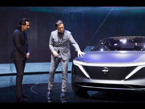 Alfonso Albaisa on inspiring the Nissan IMs design