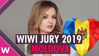 Eurovision Review 2019 Moldova - Anna Odobescu &quotStay&quot WIWI JURY