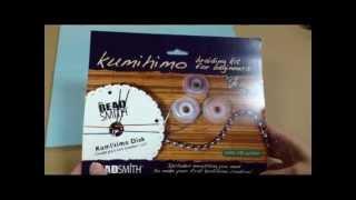 Кумихимо, набор для начинающих