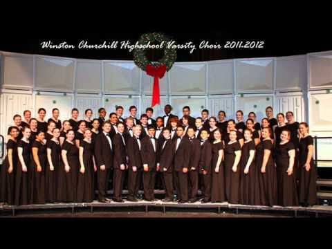 WCHS Choir: There is No Rose of Such Virtue