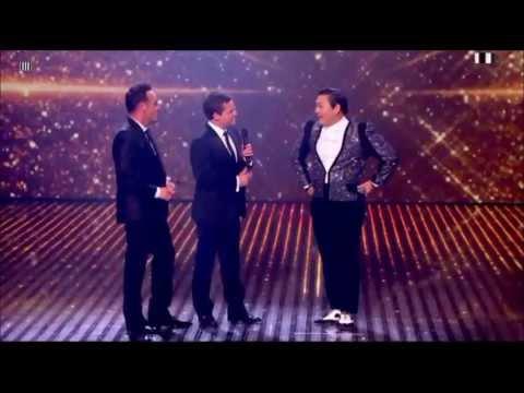 Psy - Gentleman  Britains Got Talent Final