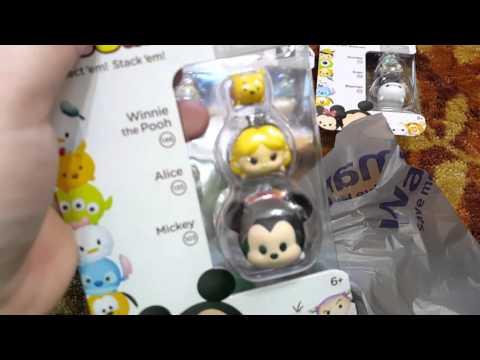 New Addiction! Disney! TSUM TSUM!
