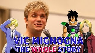 Vic Mignogna: An Objective Look At The Most Divisive Scandal In Anime