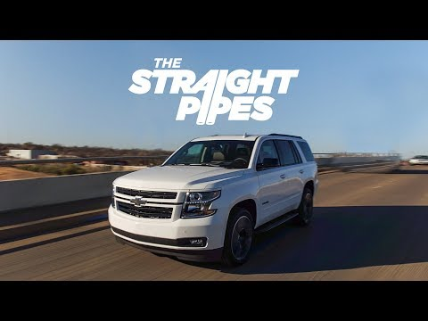 2018 Chevrolet Tahoe RST Review - Fast and Loud