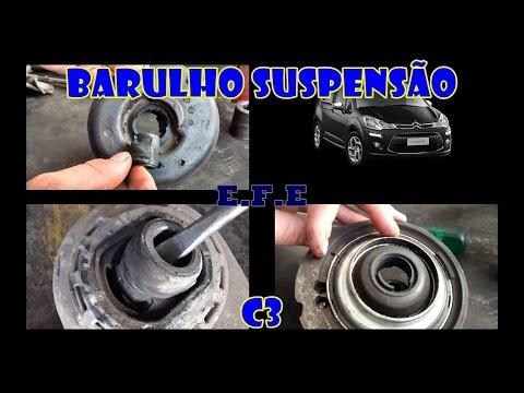 BARULHO SUSPENSAO C3
