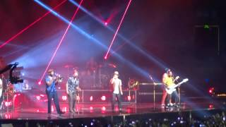 Bruno Mars - Moonshine - Arena Ciudad de México - (02-sep-2014)