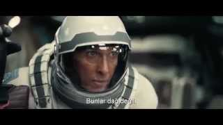 Interstellar/Yıldızlararası Filminin Türkçe Altyazılı Yeni Fragmanı