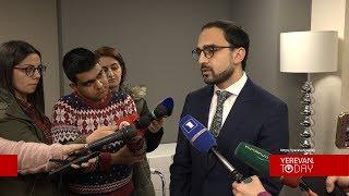 Տիգրան Ավինյանի խորհրդականը դատի է տվել կադաստրի նախկին պետ Սահրատ Պետրոսյանին