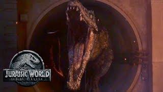 Will The Baryonyx Die? And How? | Jurassic World 2 Dinosaur Talk