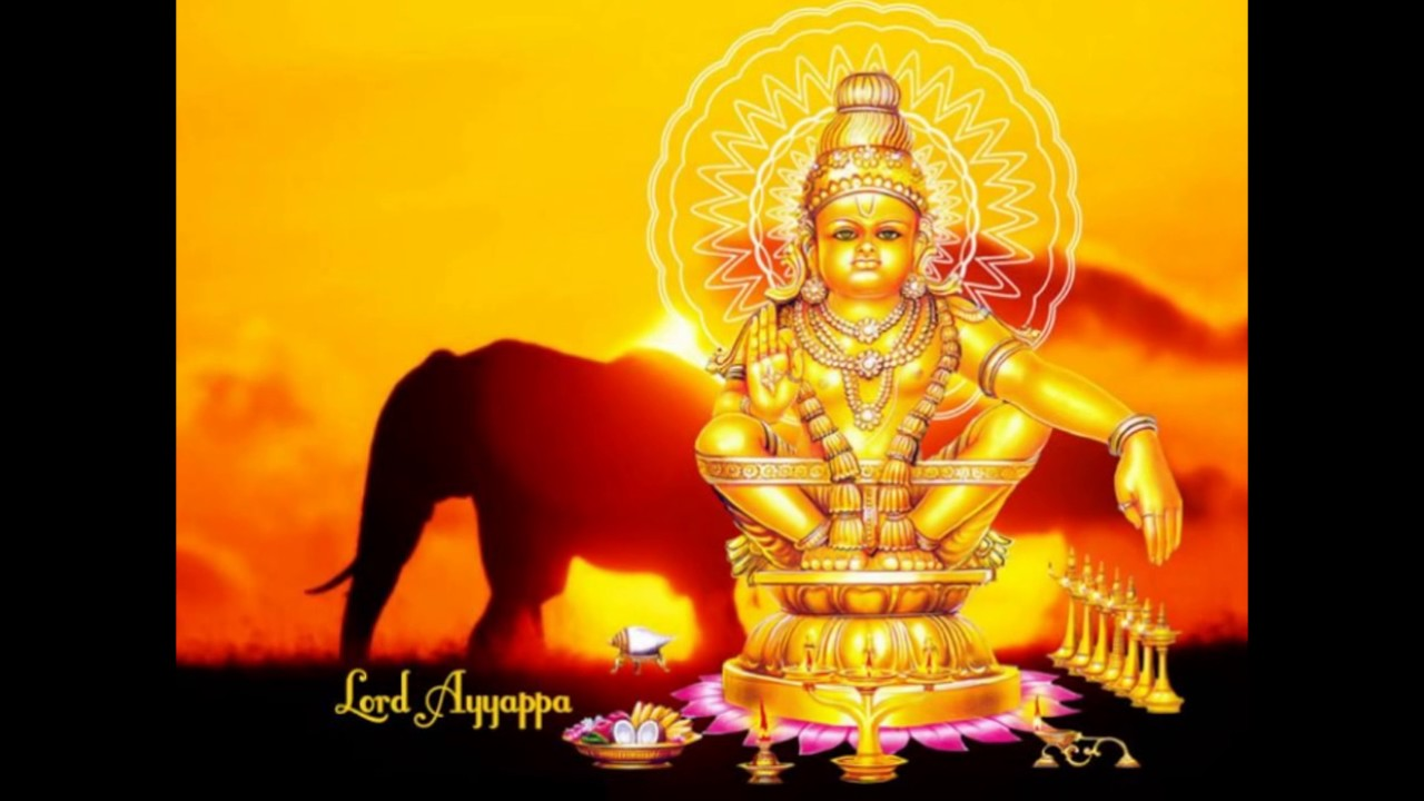 Good Morning Wishes With Lord Ayyappa Wallpapers Hd Photos Images