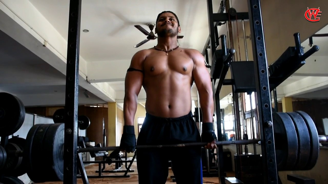 Laxmi Kant Rajpoot a.k.a Rudra is gonna tear everything down in WWE Tryouts Dubai. - YouTube