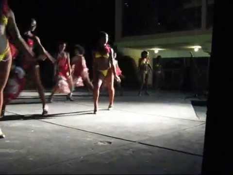 Cuban Salsa dancing show Hotel Acuario In Havana [Habana] Cuba Vacation