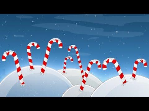 Dark Christmas Music - Candycane Castle