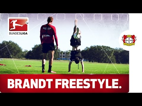 Julian Brandt vs. Freestyle Champion – A highlight to round off the Florida Cup