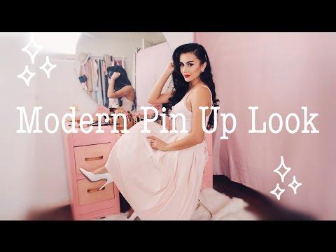 Modern Pin Up | Vintage Pink Vanity ♡