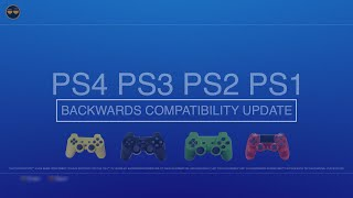 PS4 PS3 PS2 PS1 Backwards Compatibility Update - For PS5 ! PS5 Release Date Saga !