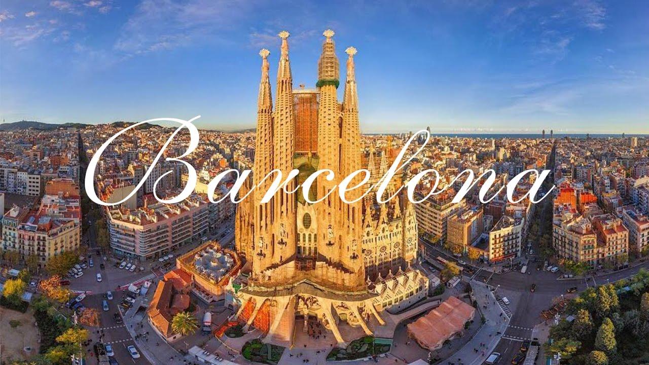 Barcelona City Tour Youtube