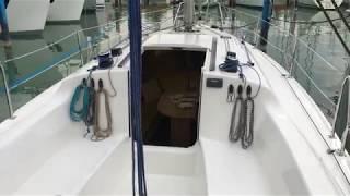 Antila 26 - fedélzet