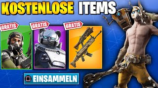 Free Items 🔥 New Borderlands Place, New Skins & Leaks | Fortnite German