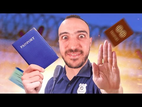 LES PAPIERS OU LA PRISON ! - Papers, Please