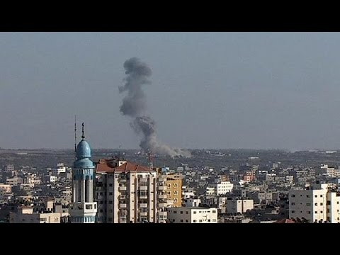 Gaza truce over: Israel launches strikes in retaliation to rocket fire