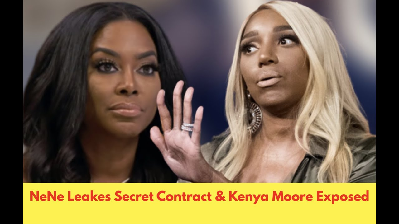 Exclusive: NeNe's Secret Season 13 Contract Negotiations + Kenya Moore Exposed For Starting Rumors
