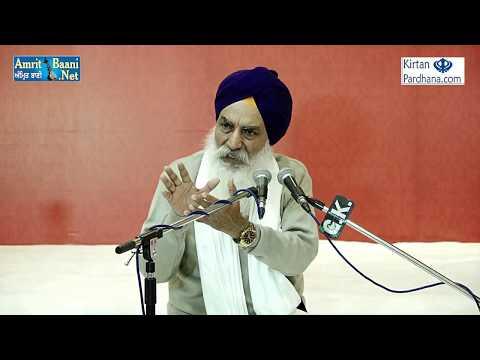 Gyani Jaswant Singh Ji (Manji Sahib,Darbar Sahib) - 16Nov2017,Patel Nagar, Delhi