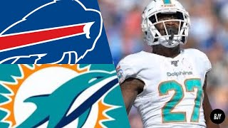 Bills vs Dolphins Week 7 Highlights | NFL 2019 (20-10-2019)