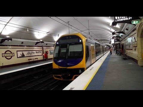 Sydney Trains Museum Station Part 2
