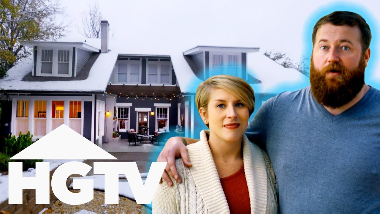 Ben And Erin Design The Cosiest Home EVER! | Home Town