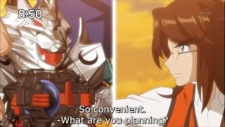 Cross Fight B Daman eS  Episode 11 SUBBED
