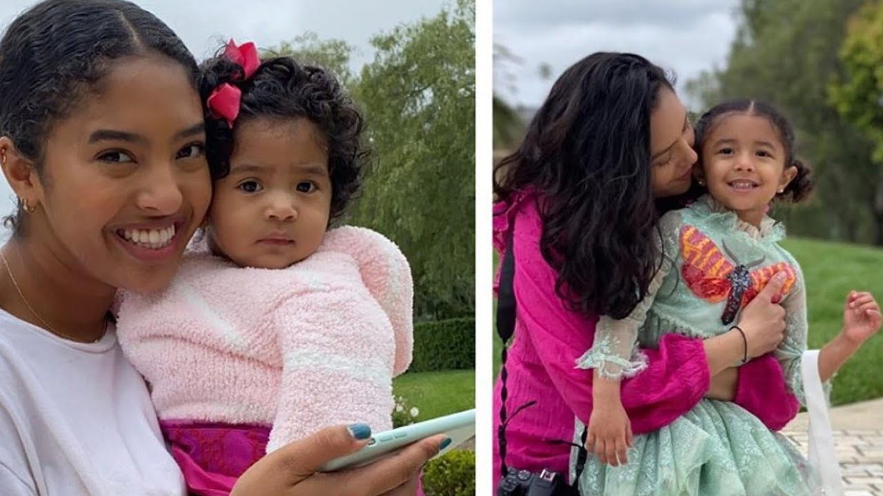 Vanessa Bryant & Family's First Easter without Kobe & Gigi