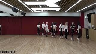 Gambar cover TWICE; FANCY - DANCE PRACTICE MIRROR