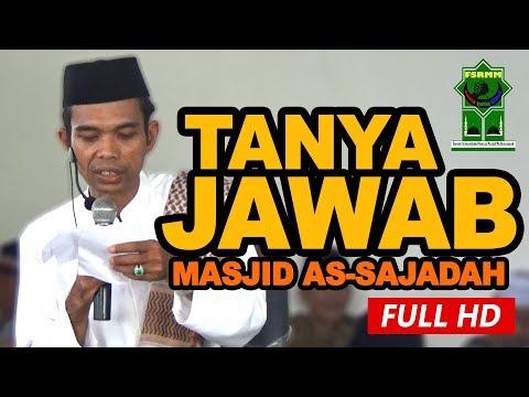 Tanya Jawab Seru Bersama Ustadz Abdul Somad Lc, MA - Masjid As-Sajadah, Kubang
