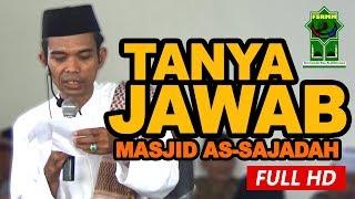 Download Video Tanya Jawab Seru Bersama Ustadz Abdul Somad Lc, MA - Masjid As-Sajadah, Kubang MP3 3GP MP4