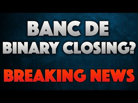 Banc De Binary - Binary Options Broker Review - Forex Trading