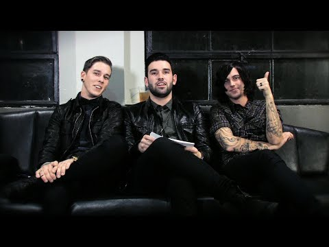 Your Burning Questions: Sleeping With Sirens
