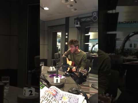 Christian Burrows - London Eyes (origional) live on BBC radio Manchester