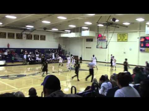 Yuba College vs. Feather River College Men's Basketball Full Game 11-25-15