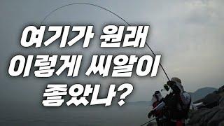 [빡꾼] 발판 좋고 낚시하기 편한 구조라뒷등 good for fishing