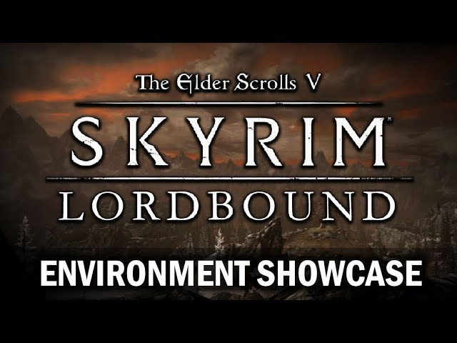 Skyrim Expansion Mod 'Lordbound' Shows Off Environments In