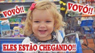 PREPARANDO TUDO PARA A CHEGADA DA MINHA SOGRA!!
