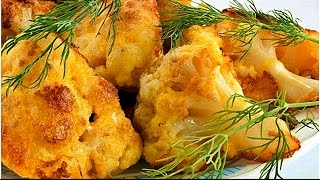 Cauliflower Fried  Recipe For 100 People