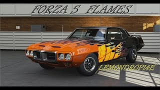 Forza 5 Painting Tutorial - Flames