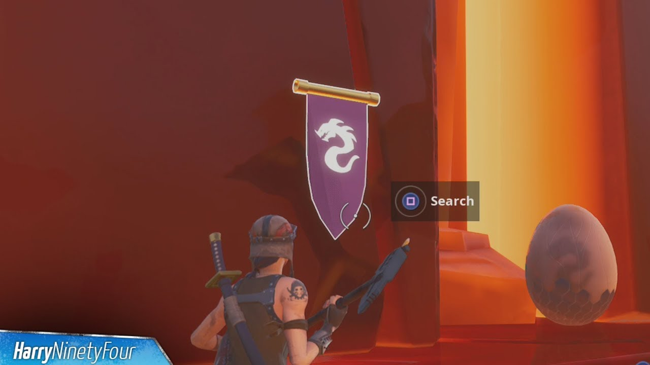 Secret Season 8 Week 2 Banner Location Guide Discovery Challenges