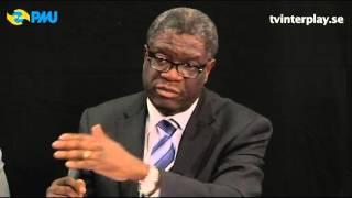 Dennis Mukwege berättar om mordförsöket