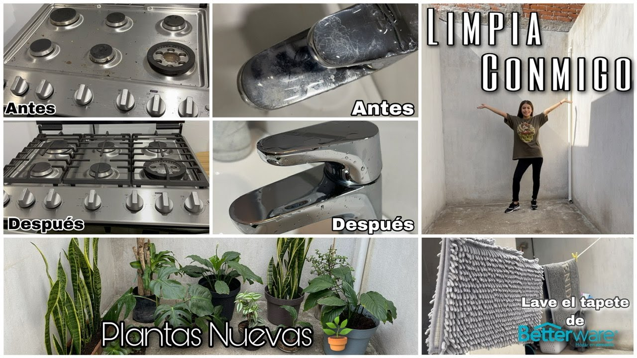 Download LIMPIEZA EXTREMA ✨| MOTÍVATE A LIMPIAR 🧹| LIMPIA CONMIGO 🙋🏼♀️ + Tips de limpieza |Ammy Alvarado